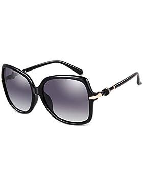 LIZHIQIANG Gafas De Sol De Moda Para Mujer, Gafas De Sol Polarizadas, Gafas De Sol Grandes, Espejo De Sol Elegante...