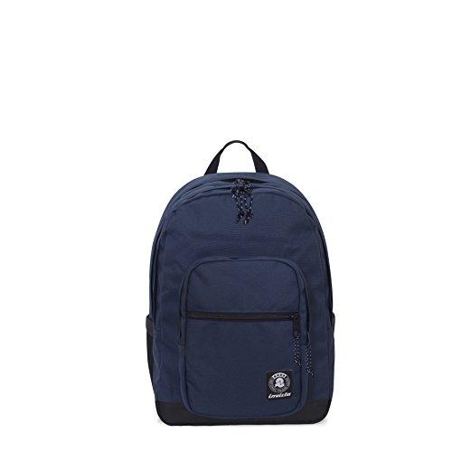 e102050c83 ZAINO INVICTA - JELEK - Blu scuro - tasca porta pc padded - 38 LT -