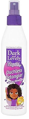 SoftSheen-Carson Dark & Lovely Beautiful Beginnings Ouchless Detangler Spray