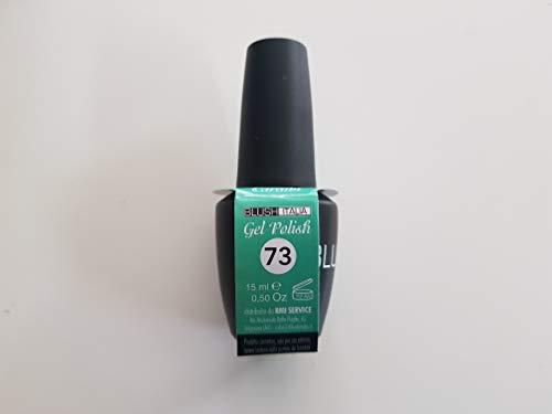 Gel Polish 15 ml semipermanenti Blush Italie 96 couleurs ultra coprenza maximale durée (73 - Caraïbes)