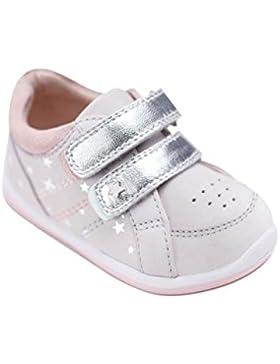 next Niñas Zapatillas Primeros Pasos Calzado Corte Ancho Zapatos
