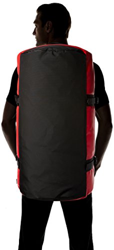 The North Face Unisex Reisetasche Base Camp, CWW2 TNF Red/TNF Black