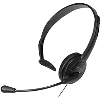 Panasonic KX-TCA400 Telephone Headset