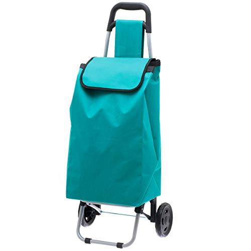 Chariot à roulettes Lhassa DAVIDT'S Vert