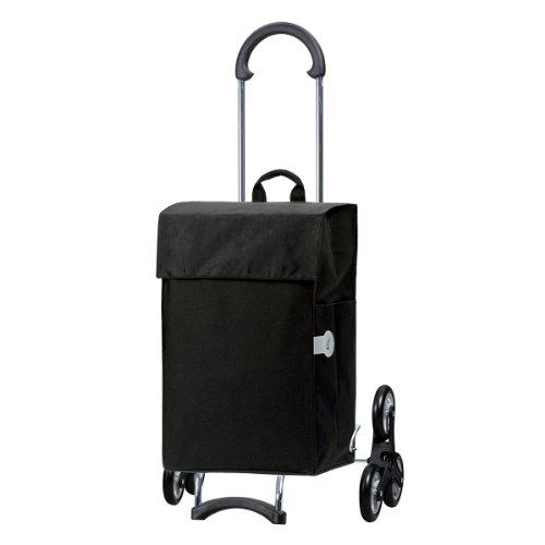 Andersen Shopper Scala Treppensteiger mit Tasche Hera 44 Liter schwarz