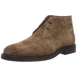 gant men's spencer desert boots - 31O5ocnMCyL - Gant Men's Spencer Desert Boots