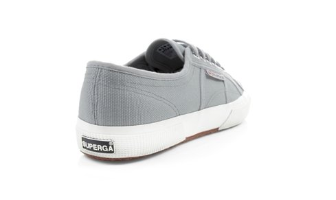 Superga 2750 Cotu Classic, Baskets mixte adulte Gris clair