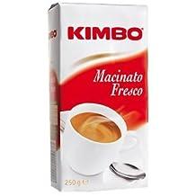 Kimbo Macinato Fresco Cafè Napoli Molido 250g x 8 (2kg ...