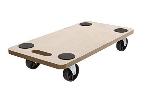Rollbrett Transportrolle Möbelroller Möbelhund Roller Transporter 200kg -
