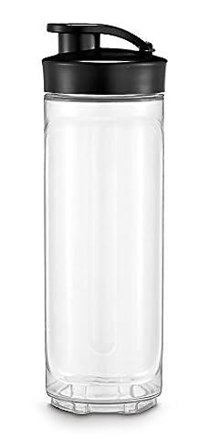 WMF KULT X Trinkflasche 0,6 l, passend für KULT X Mix & Go, BPA-frei, bruchsicher