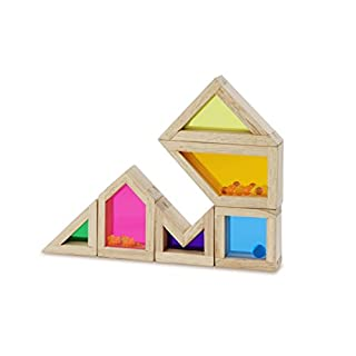 Andreu Toys Andreu toysww-2524Wonderworld Farbe Sound Blocks Spielzeug