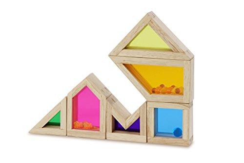 Andreu Toys - Andreu ToysWW-2524 Wonderworld - Juguete de Bloques de Sonido y Color