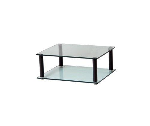 Frosted Glas-tv-ständer (Gem Tief 2Regal klar HiFi und TV-Ständer 600x 500)