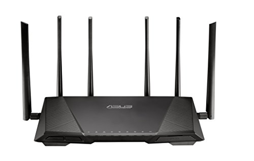 Router wifi Asus RT-AC3200