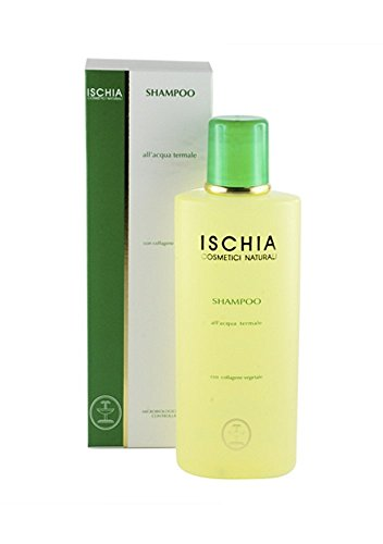 Ischia Cosmetici Naturali Shampoo all'Acqua Termale - 200 ml