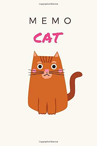 Memo Cat: Jurnal  Memo Cat
