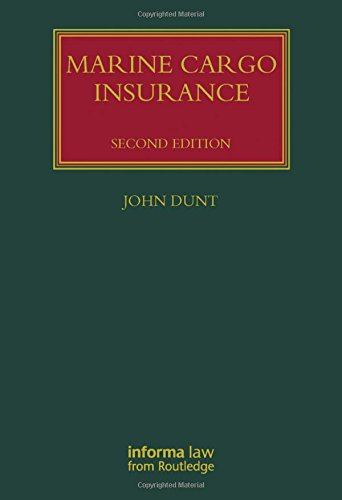 Marine Cargo Insurance (Lloyd's Shipping Law Library)