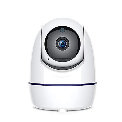 1080P IP Kamera Auto Tracking von menschlichen Wireless WiFi Home Security Pan Tilt Nachtsichtüberwachung,AU,1080P (Kamera-mikrofon-detektor)