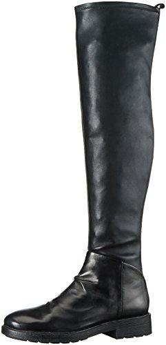 Bruno Premi I1906x, Bottes Hautes femme Noir - Schwarz (Nero + Nero)