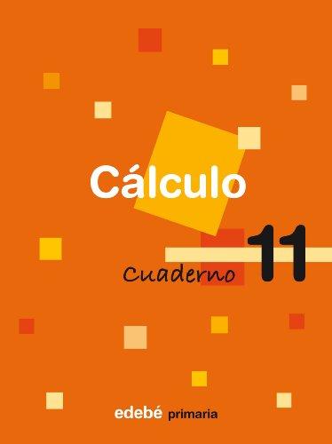 Cuaderno 11 Cálculo - 9788423693627