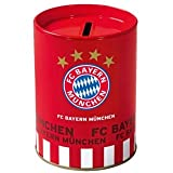 FC Bayern Metallspardose - Fußball