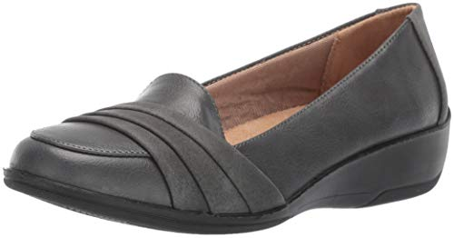 LifeStride Women's Imperia Casual Skimmer Loafer Flat Casual-skimmer