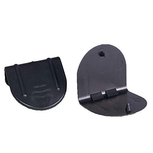 LINDER PP-Kantenschutzecken mit Dorn für Bandbreiten bis 19 mm - 2000 Stk./VE