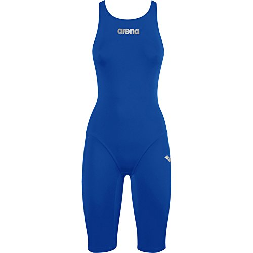 Arena Powerskin ST - Costume da gara donna, Blu (Royal), IT 34