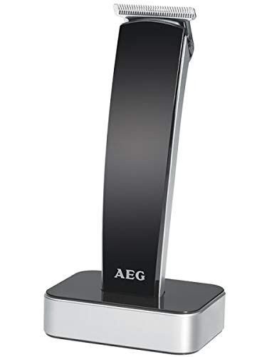 AEG cortador de pelo, cortabarba HSM/R 5673 NE negro-plata