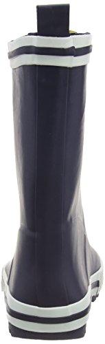 Beck Basic, Bottes en caoutchouc de hauteur moyenne, doublure froide mixte enfant Bleu - Blau (dunkelblau / 05)