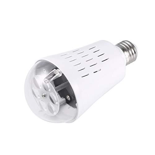 (Funnyrunstore 4 Watt AC90-240V Nette Muster LED Weihnachten Projektor Birne E26 Basis Glühbirne Auto Rotierenden Led-lampe für Party Urlaub Dekoration (typ: kürbis))