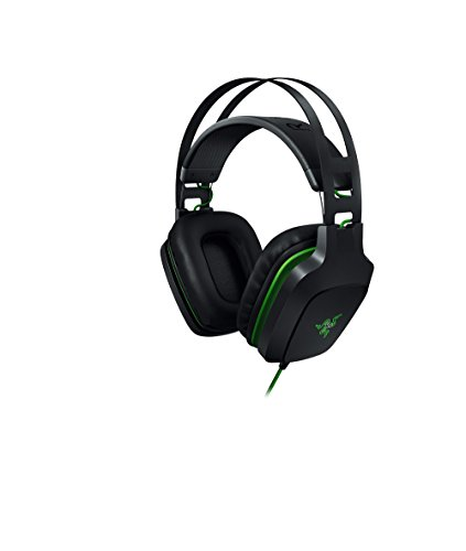 Razer Electra V2 Cuffie Gaming Digitali USB per Musica e Gioco, Driver da 40 mm, Suono Surround virtuale 7.1 &...