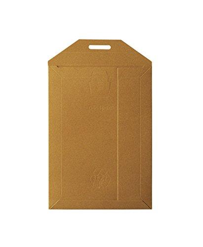 Cartas dozio–Sobres Rigide de cartón Avana para envío–F. to interno mm 240x 350(A4)–25unidades conf.