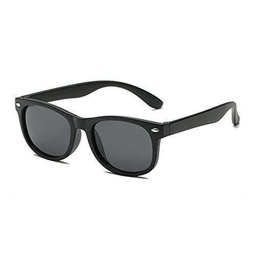 ZHAOSHUNAN Sonnenbrillen Nail Silicone Security Software Polarized Animal Eyes Children's Sunglasses Men's Glasses,Q