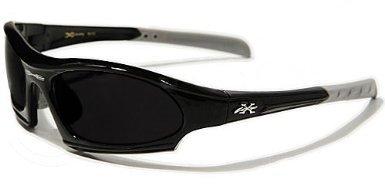X-Loop ® Sonnenbrillen mit Brillenetui - Sport - Radfahren - Skifahren - Laufen - Autofahren (Mit Brillenetui / Vault)