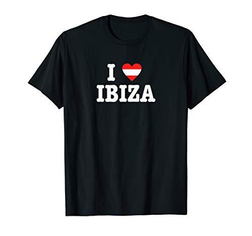 I LOVE IBIZA ANTI KORRUPTION HC STRACHE KURZ SHIRT T-Shirt