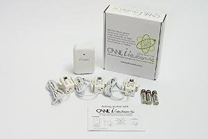 Owl Intuition-lc Standard Energy Monitor Network & Internet Cloud 3 Phase Home & Business Smart Meter 71 amps Per Phase