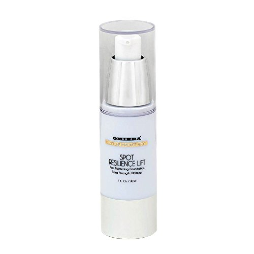 Omiera Glocione Acide Hyaluronique Visage Anti-Ride Creme Et Correcteur de Teint 30ml