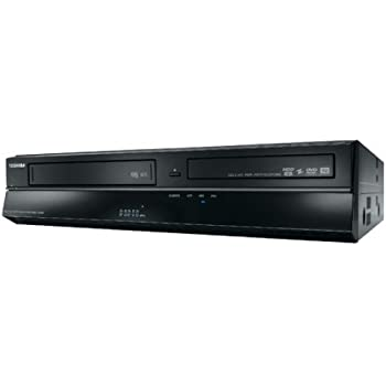 Toshiba RDXV60 3-in-1 DVD, HDD and VHS Recorder