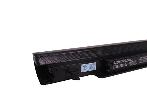 14.4V 2600mAh batteria per laptop A41-K56 per ASUS...