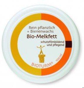 Bioturm Bio Melkfett Creme 100 ml
