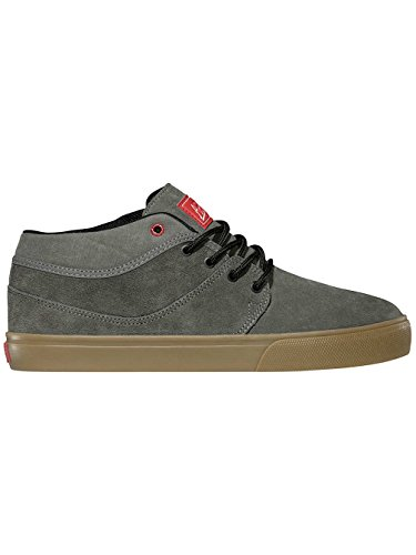 Globe Mahalo Mid, Skateboard homme gris - anthracite/gris