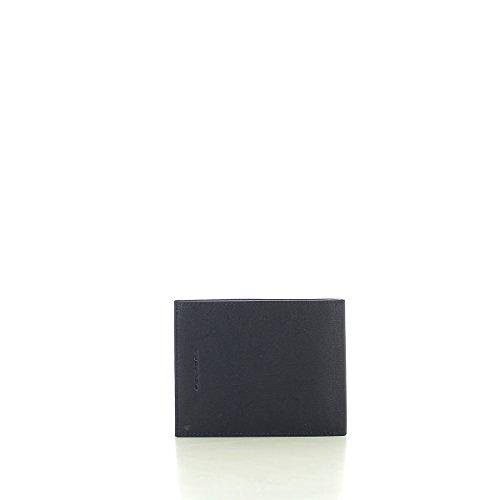 Herren Geldtasche mit Kreditkartenetui Blau