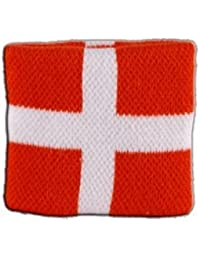 Digni® Poignet éponge avec drapeau France Savoie