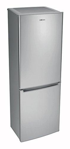 Iberna ICP 360S autonome 312L A + Silber Kühlschränken-réfrigérateurs-congélateurs (autonome, silber, R600, Glas, 312L, 324L)