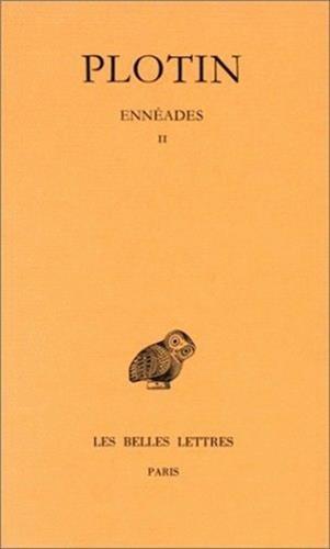 Ennéades, tome 2