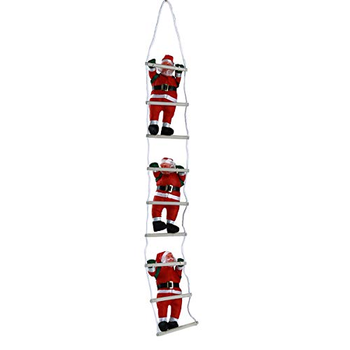 s Leiter Weihnachtsbaum hängende Dekoration Ornamente Home Decor Parteien Supplies,Stil 3 ()