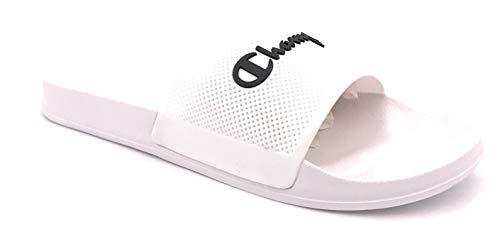 Champion Sandal Daytona Herren Badesandale Badeschuhe Weiß 41