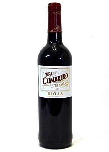 Viña Cumbrero Crianza - Vino Tinto D.O.C. Rioja. 100% Tempranillo