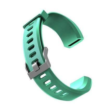 Sopear Ersatzarmband für fitness tracker ID115 HR Plus | YG6 PLUS HR | YAMAY Fitness Armband | CHEREEKI Fitness Tracker Farbdisplay & viele weitere Modelle aus hautfreundlichem TPU & nickelfreiem Verschluss